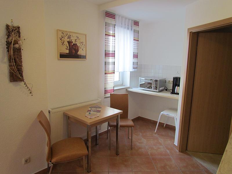 Wohnung1 Küche